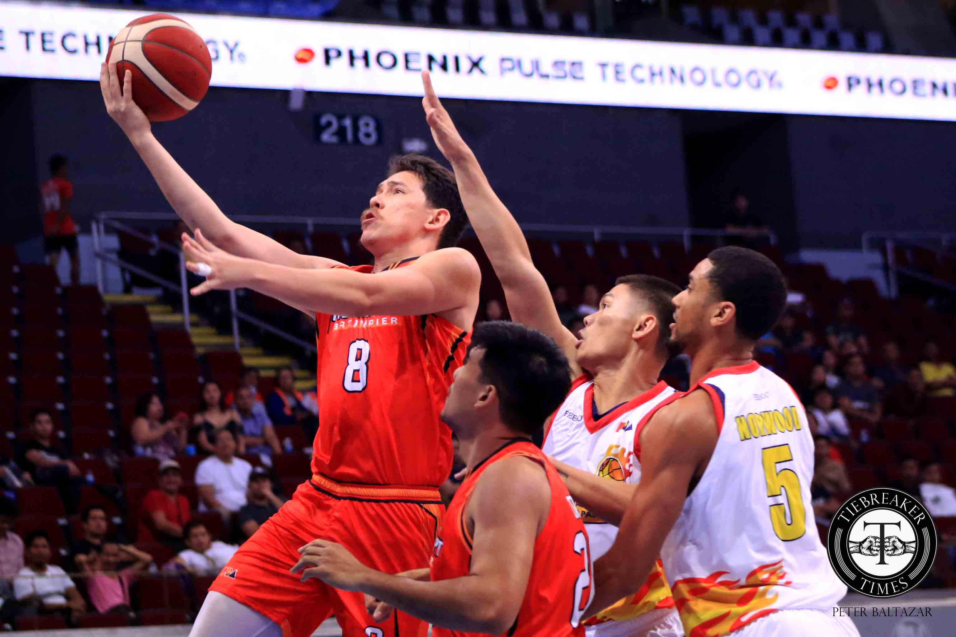 Tiebreaker Times After winless World Cup, Robert Bolick glad to get back on winning track Basketball News PBA  Robert Bolick PBA Season 44 Northport Batang Pier 2019 PBA Governors Cup