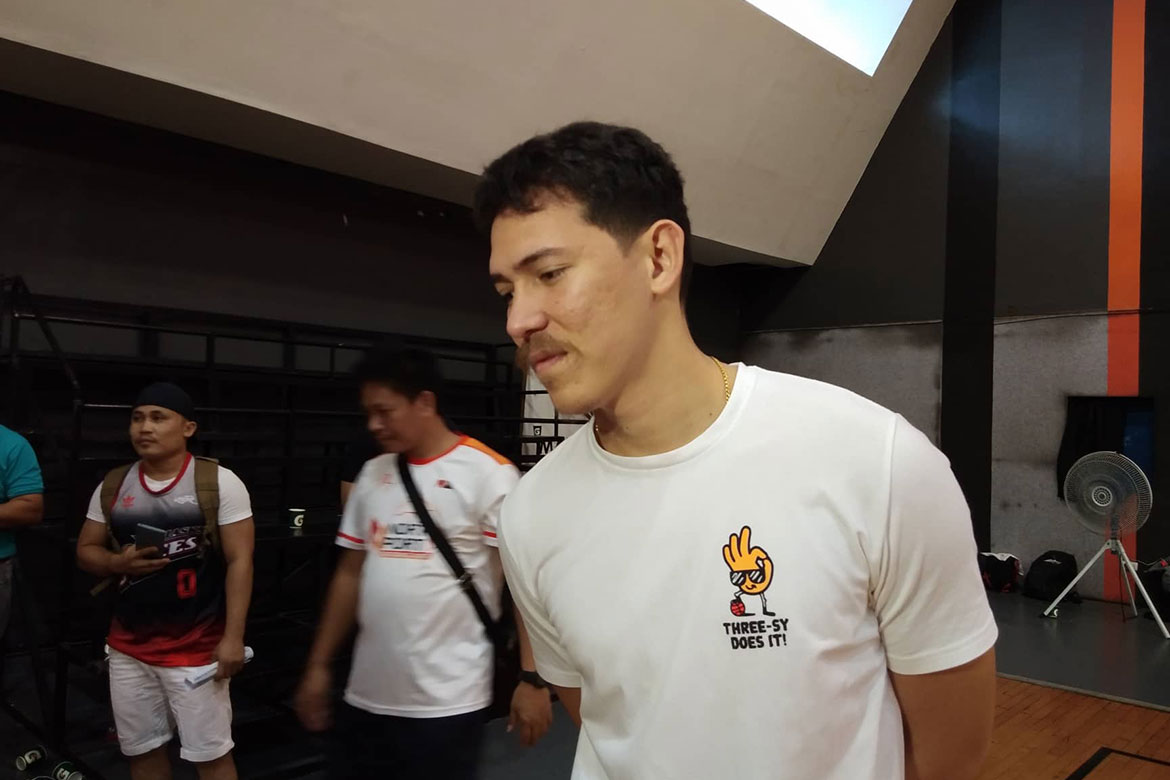 Tiebreaker Times Robert Bolick moves on from Gilas heartbreak: 'Tapos na 'ko dun' Basketball News PBA  Robert Bolick PBA Season 44 Northport Batang Pier 2019 PBA Governors Cup