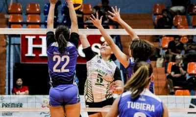 Tiebreaker Times Tubino, Malaluan lead PacificTown–Army rout of Bali Pure News PVL Volleyball  Sarah Jane Gonzales Royse Tubino Pacific Town-Army Lady Troopers Lutgarda Malaluan Kungfu Reyes Grazielle Bombita Bali Pure Purest Water Defenders Angela Nunag 2019 PVL Season 2019 PVL Open Conference
