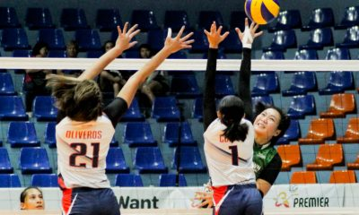 Tiebreaker Times PacificTown–Army snaps three-game skid, keeps Chef's Classics winless News PVL Volleyball  Sarah Gonzales Royse Tubino Pacific Town-Army Lady Troopers Nieza Viray Kungfu Reyes Justine Tiu Jovelyn Gonzaga Chef's Classics Red Spikers 2019 PVL Season 2019 PVL Open Conference