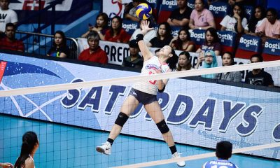Tiebreaker Times Jema Galanza downplays MVP chances News PVL Volleyball  Jema Galanza Creamline Cool Smashers 2019 PVL Season 2019 PVL Open Conference