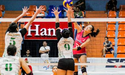 Tiebreaker Times Morado-less Creamline staves off PacificTown–Army, nears first round sweep News PVL Volleyball  Tai Bundit Pacific Town-Army Lady Troopers Michele Gumabao Kyle Negrito Kungfu Reyes Jovelyn Gonzaga Jema Galanza Creamline Cool Smashers Alyssa Valdez 2019 PVL Season 2019 PVL Open Conference