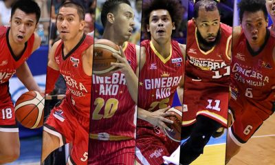 Tiebreaker Times Ginebra core spearheads 15-man Gilas pool for SEA Games 2019 SEA Games Basketball Gilas Pilipinas News  Vic Manuel Troy Rosario Tim Cone Stanley Pringle Scottie Thompson RR Pogoy Matthew Wright Marcio Lassiter LA Tenorio June Mar Fajardo Jayson Castro Japeth Aguilar Greg Slaughter Gilas Pilipinas Men Christian Standhardinger Chris Ross Art dela Cruz 2019 SEA Games - Basketball 2019 SEA Games
