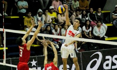 Tiebreaker Times Alfred Valbuena glad to be back in volleyball News Spikers' Turf Volleyball  Cignal HD Spikers aldred valbuena 2019 Spikers Turf Season 2019 Spikers Turf Open Conference