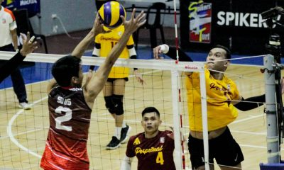 Tiebreaker Times Perpetual stuns PLDT to complete Spikers' Turf Pool C sweep EAC News Spikers' Turf UPHSD UST  UST Men's Volleyball Sammy Acaylar Ronniel Rosales richard solies PLDT Home Fibr Power Hitters Philippine Navy Sea Lions perpetual seniors volleyball Pao Pablico Louie Ramirez Lorenz Senoron Kurl Rosete Joshua Miña Joebert Almodiel Greg Dolor Edmar Bonono EAC Men's Volleyball Dexter Clamor Cignal HD Spikers Bernard Manarpaac Alfred Valbuena 2019 Spikers Turf Season 2019 Spikers Turf Open Conference