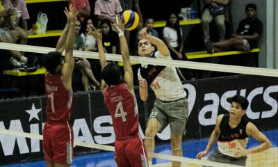Tiebreaker Times Easytrip keeps Spikers' Turf QF hopes alive as Army ends campaign on high note LPU News Spikers' Turf Volleyball  Rico De Guzman Reynald Honra Red Christensen Razzel Palisoc Philippine Army Troopers Pathie Jamiri NCBA Wildcats McLloyd Gabutero Lyceum Men's Volleyball Juvic Colonia Jose Roque Joel Villonson Jerico Jose IEM Volley Masters Easytrip Road Spikers Dave PLetado Carlo Almario Benjaylo Labide 2019 Spikers Turf Season 2019 Spikers Turf Open Conference