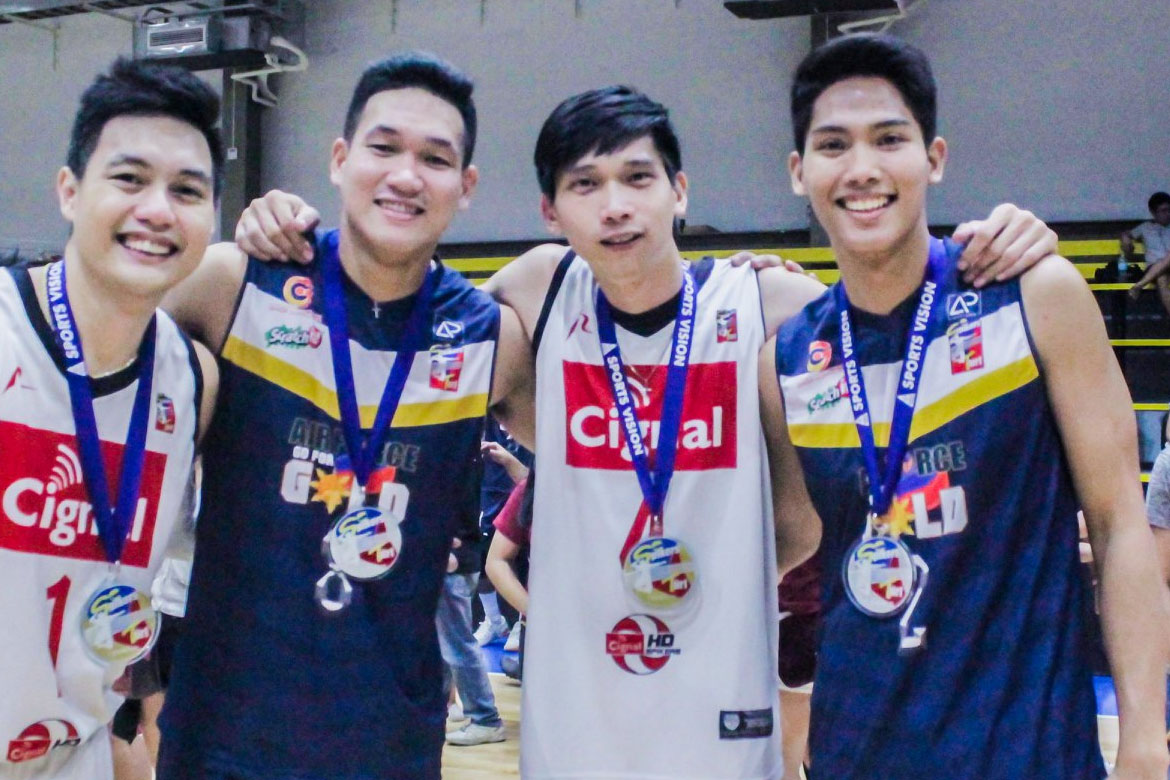 Tiebreaker Times Peter Torres ruled out for season due to lung problem News Spikers' Turf Volleyball  Peter Torres Cignal HD Spikers 2019 Spikers Turf Season 2019 Spikers Turf Open Conference