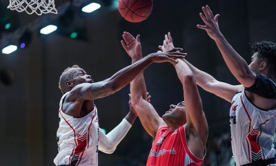 Tiebreaker Times Blackwater given rude 40-point Terrific 12 exit by Chiba Asia League Basketball News PBA  Michael Parker Marqus Blakely Josh Duncan Blackwater Elite Alex Stepheson 2019 The Terrific 12