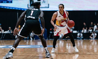 Tiebreaker Times San Miguel bows out of Terrific 12 at hands of Lioaning Asia League Basketball News PBA  Terrence Romeo San Miguel Beermen Liaoning Flying Leopards Leo Austria 2019 The Terrific 12