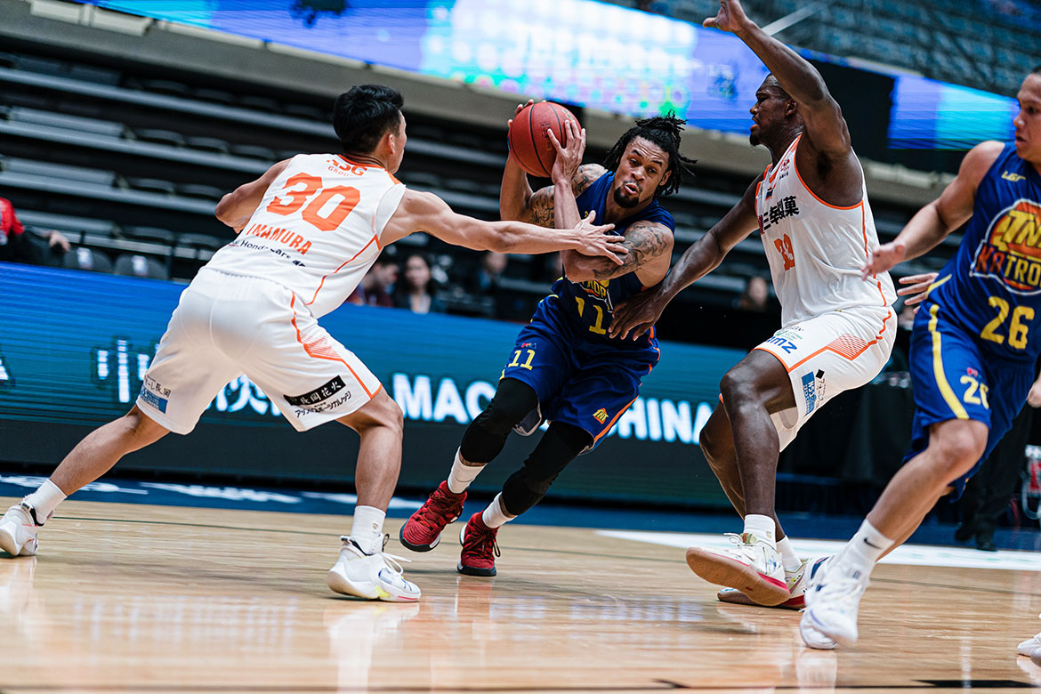 Tiebreaker Times KJ McDaniels drops 47 as TNT ends Terrific 12 campaign on high note Asia League Basketball News PBA  TNT Katropa Roger Pogoy Niigata Albirex Basketball Nick Perkins KJ McDaniels Bong Ravena Almond Vosotros 2019 The Terrific 12