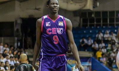 Tiebreaker Times CEU flaunts full lineup, pounds TIP in PG Flex-UCBL Basketball News UCBL  Ximone Sandagon UCBL Season 4 TIP Engineers Philippine Christian University-Dasmarinas Dolphins Papa N'diaye malick diouf Lyceum of the Philippines University-Batangas Pirates Franz Diaz CEU Scorpions
