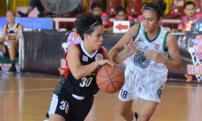 Tiebreaker Times Cabinbin-steered Taguig, Almazan-powered Air Force take Game One of WNBL semis Basketball NBL News  Taguig Lady Generals Ria Nabalan Philippine Navy-Go for Gold Lady Sailors Janine Pontejos France Cabinbin Cleon and Clyde Lady Snipers Anna Buendia Analyn Almazan Afril Bernadino 2019 NBL Season