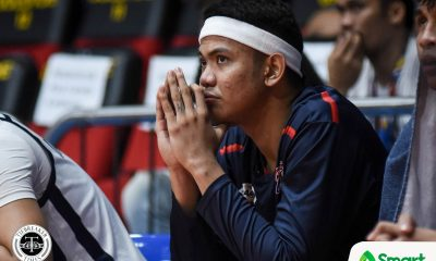 Tiebreaker Times Jerrick Balanza says 'underdog' Letran will not back down vs San Beda Basketball News PBA  PBA Season 44 Letran Seniors Basketball Jerrick Balanza 2019 PBA Governors Cup