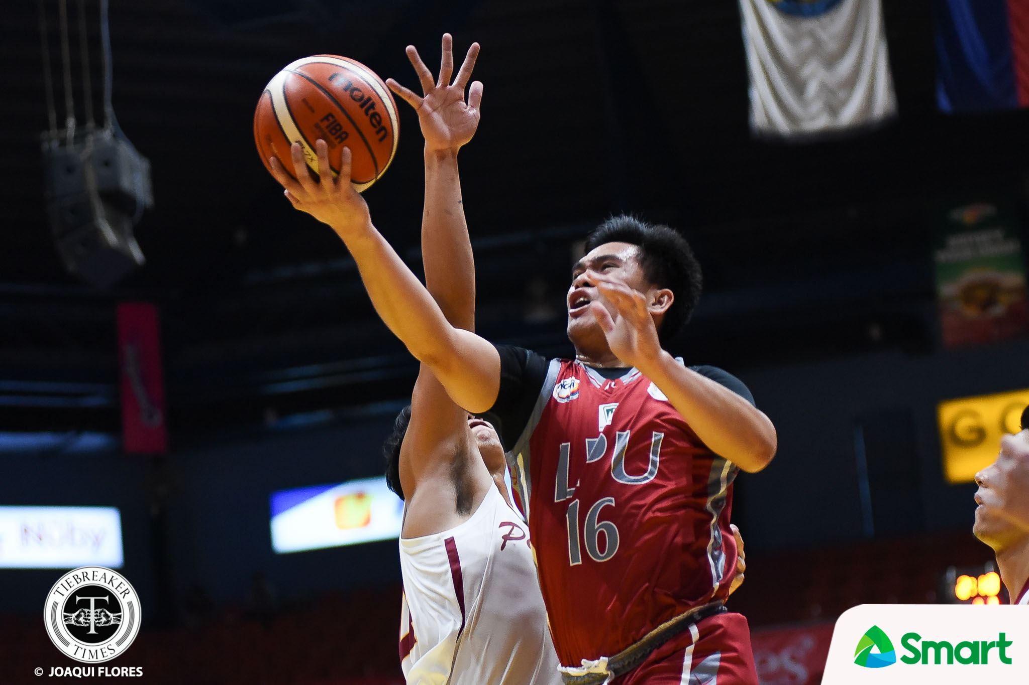 Tiebreaker Times Lyceum shows lethal form, blitzes Perpetual for solo second Basketball LPU NCAA News UPHSD  Topex Robinson Tonton Peralta Reymar Caduyac Perpetual Seniors Basketball NCAA Season 95 Seniors Basketball NCAA Season 95 Mike Nzeusseu Lyceum Seniors Basketball Jielo Razon Jaycee Marcelino Frankie Lim Ben Adamos
