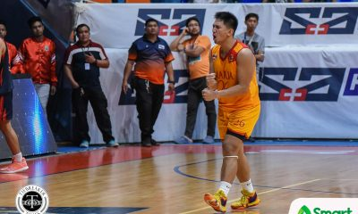 Tiebreaker Times Mapua gets payback, outlasts Letran in 2OT for fourth win Basketball CSJL MIT NCAA News  Randy Alcantara Noah Lugo NCAA Season 95 Seniors Basketball NCAA Season 95 Mapua Seniors Basketball Letran Seniors Basketball Laurenz Victoria Larry Muyang Justin Serrano Jerrick Balanza Fran Yu Cyril Gonzales Bonnie Tan Ato Ular