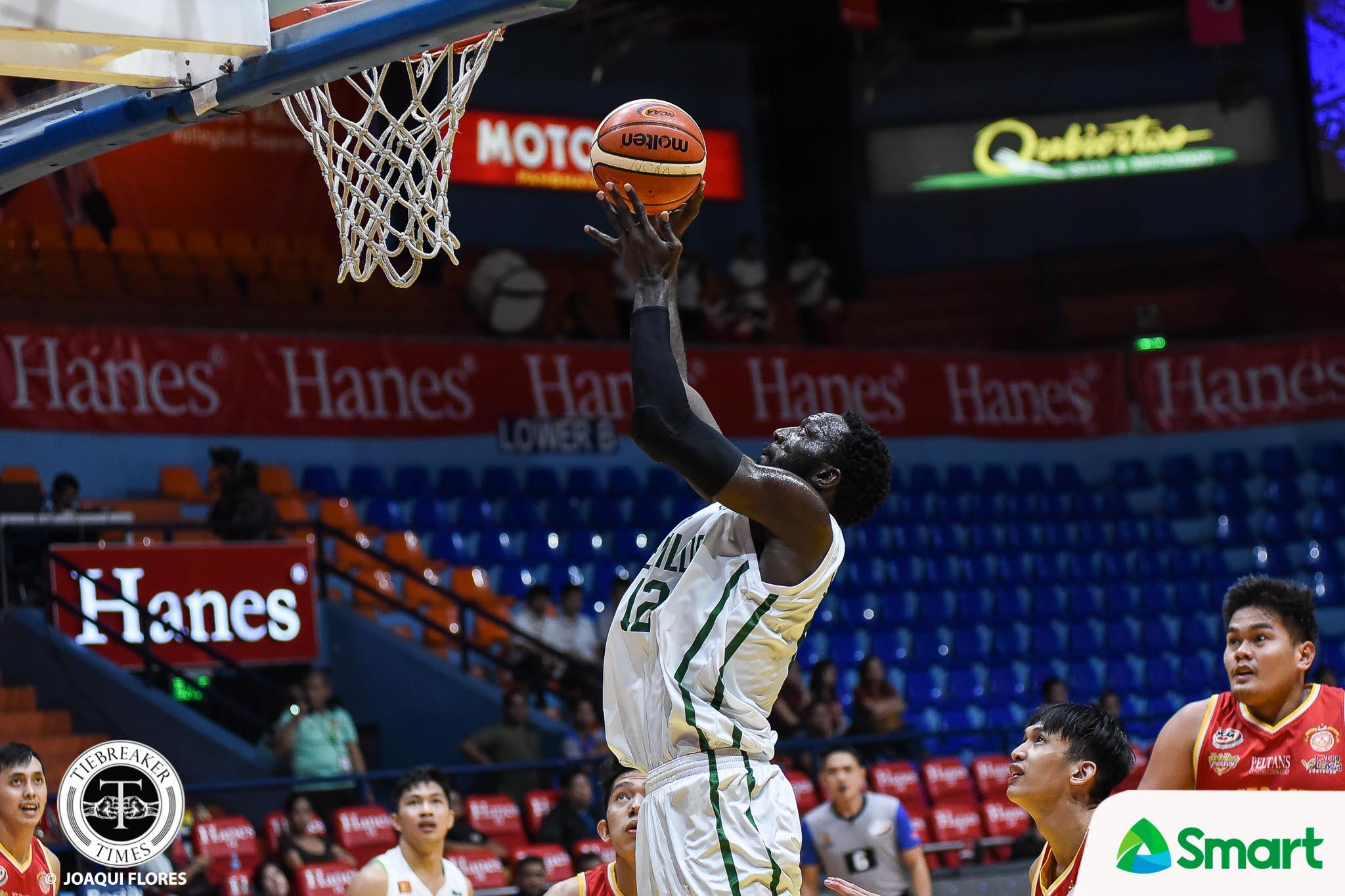 NCAA-95-SSCR-vs.-CSB-Leutcheu-0666 CSB Blazer Clement Leutcheu, 25, passes away Basketball CSB NCAA News  - philippine sports news