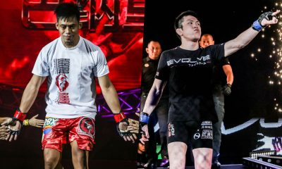 Tiebreaker Times Honorio Banario has nothing but respect for Shinya Aoki Mixed Martial Arts News ONE Championship  Team Lakay Shinya Aoki ONE: Century Honorio Banario