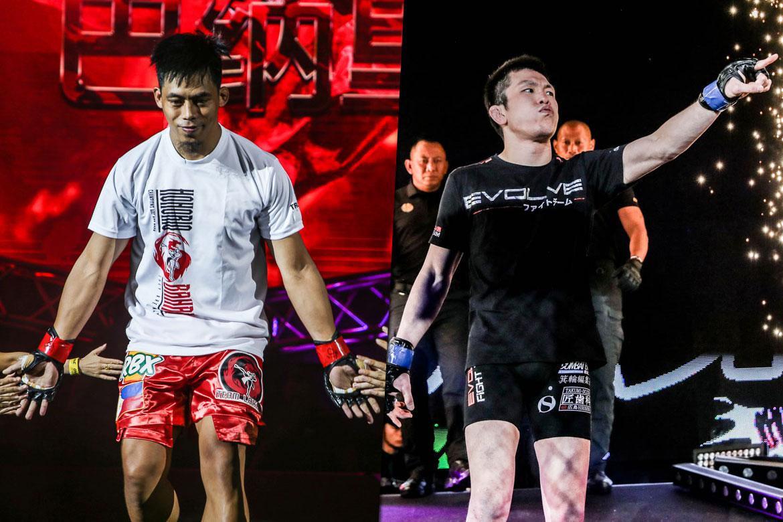 Tiebreaker Times Honorio Banario has nothing but respect for Shinya Aoki Mixed Martial Arts News ONE Championship  Team Lakay Shinya Aoki ONE: Century Honorio Banario