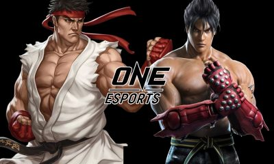 Tiebreaker Times ONE Esports looks to create more Filipino sporting heroes DOTA 2 ESports News ONE Championship Street Fighter Tekken  ONE: Century ONE Tekken Tokyo Invitational ONE Street Fighter V Arcade Edition Tokyo ONE DOTA 2 World Pro Invitational