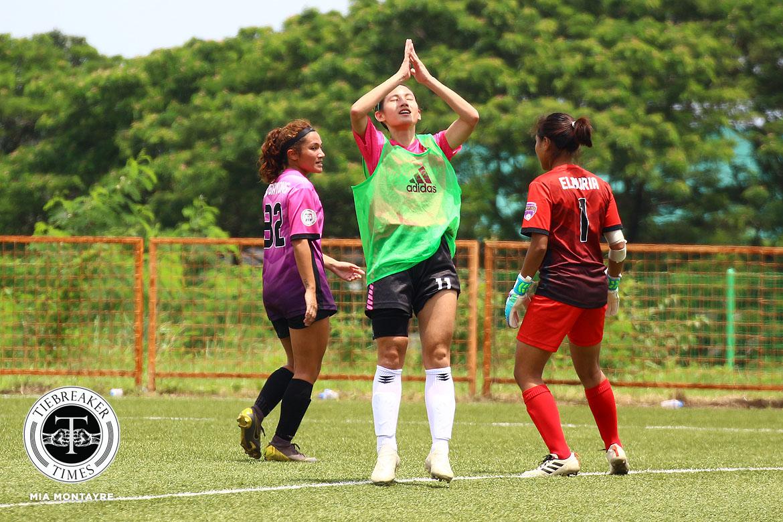 PFFWL-2019-M4-Stallion-Hiraya-FC-def-Nomads-FC-Casas La Salle scores 6-goal rout of GAU, returns to top of PFFWL table DLSU FEU Football News PFF Women's League UP  - philippine sports news