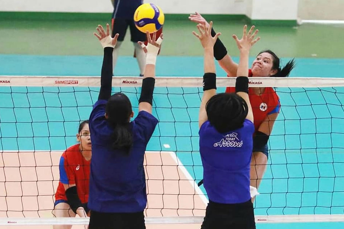 Tiebreaker Times Mau ruled out of SEAG roster, Maizo-Pontillas takes spot News PSL Volleyball  Shaq delos Santos Kalei Mau Aiza Maizo-Pontillas 2019 SEA Games - Volleyball 2019 SEA Games