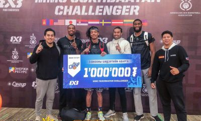 Tiebreaker Times Franky Johnson rules Sukhbaatar Challenger two-point shootout event 3x3 Basketball Chooks-to-Go Pilipinas 3x3 News  Franky Johnson 2019 Sukhbaatar Challenger 2019 Chooks-to-Go Pilipinas 3x3 Season