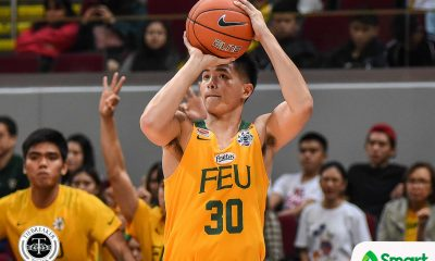 Tiebreaker Times Xyrus Torres atones for FEU's dismal outing vs NU Basketball News UAAP UST  Xyrus Torres UAAP Season 82 Men's Basketball UAAP Season 82 Nash Racela FEU Men's Basketball