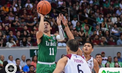 Tiebreaker Times Melecio says La Salle needs to experience tough losses to move forward Basketball News PBA  UAAP Season 82 Men's Basketball UAAP Season 82 DLSU Men's Basketball Aljun Melecio