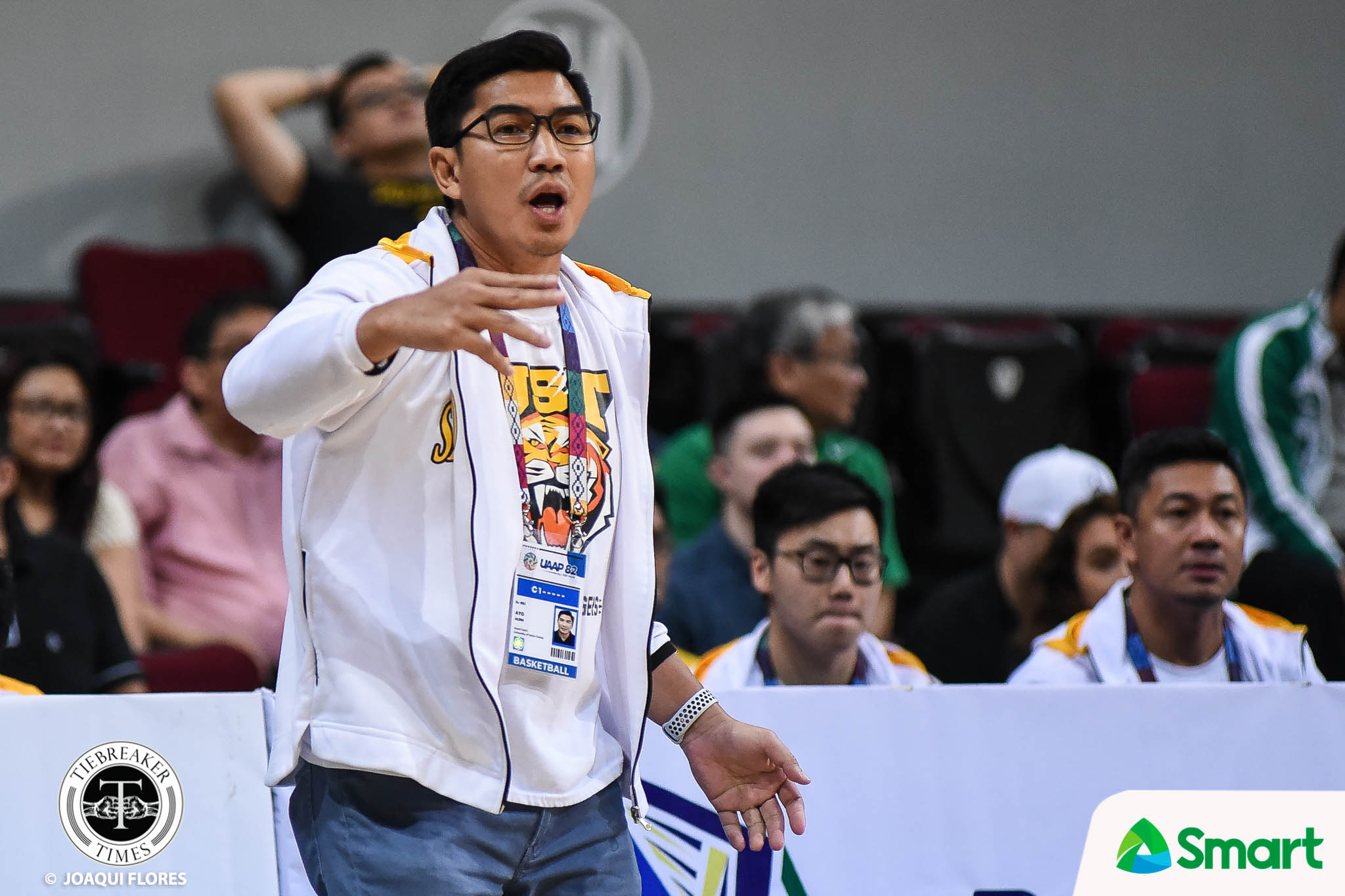 Tiebreaker Times Aldin Ayo's appeal to UAAP will not be an easy process Basketball News UAAP  UAAP Season 83 Men's Basketball UAAP Season 83 aldin ayp