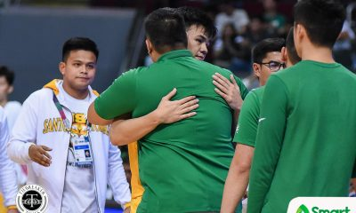 Tiebreaker Times Brent Paraiso downplays performance vs La Salle: 'We have to do better' Basketball News UAAP UST  UST Men's Basketball UAAP Season 82 Men's Basketball UAAP Season 82 Brent Paraiso