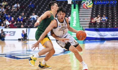 Tiebreaker Times NU finally picks up first win, stuns struggling FEU Basketball FEU News NU UAAP  UAAP Season 82 Men's Basketball UAAP Season 82 Shaun Ildefonso NU Men's Basketball Migs Oczon Jamike Jarin Issa Gaye FEU Men's Basketball Dave Ildefonso Barkley Ebona