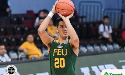 Tiebreaker Times Ken Tuffin drafted as 44th overall pick in NZ NBL Draft Basketball FEU News  UAAP Season 83 Men's Basketball UAAP Season 83 Taranaki Mountainairs Kenneth Tuffin FEU Men's Basketball 2020 NZ NBL Season