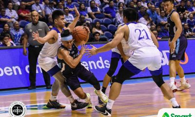 Tiebreaker Times Pumaren on Valandre Chauca: 'He's a one-and-done player that you can really invest in' AdU Basketball News UAAP  Valandre Chauca UAAP Season 82 Men's Basketball UAAP Season 82 Tab Baldwin Franz Pumaren Adamson Men's Basketball