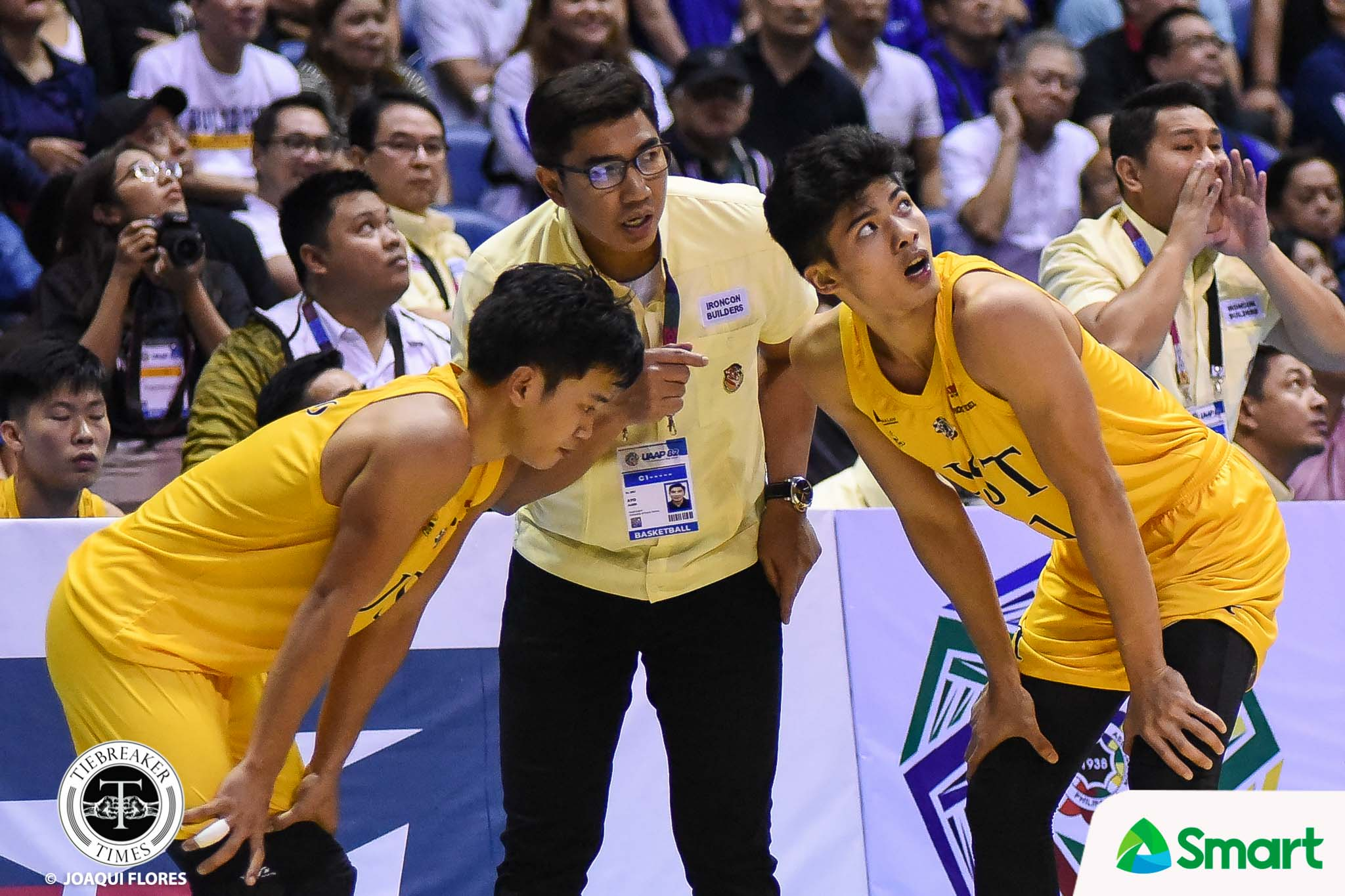 Tiebreaker Times CJ Cansino on leaving 'Bicol bubble': 'Mental health -- 'yun ang naging problema ko' Basketball News UST  UST Men's Basketball UAAP Season 83 Men's Basketball UAAP Season 83 Coronavirus Pandemic CJ Cansino