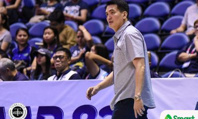 Tiebreaker Times Franz Pumaren knows Adamson Soaring Falcons will rise next season AdU Basketball News UAAP  UAAP Season 82 Men's Basketball UAAP Season 82 Franz Pumaren Adamson Men's Basketball