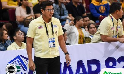 Tiebreaker Times Aldin Ayo makes subtle tweet on non-call late in UST-Adamson game Basketball News UAAP UST  UST Men's Basketball UAAP Season 82 Men's Basketball UAAP Season 82 Aldin Ayo
