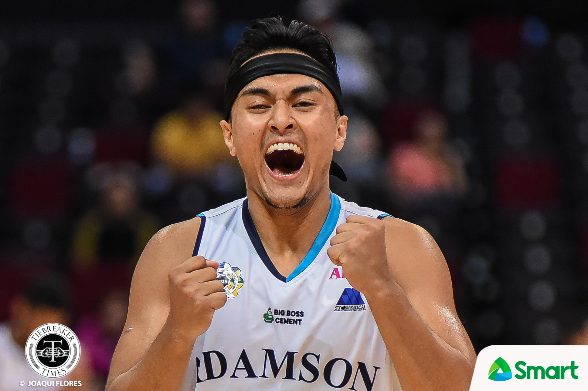 Tiebreaker Times Chauca downplays bane role to UST, just relishing short time with Adamson AdU Basketball News UAAP  valendre chauca UAAP Season 82 Men's Basketball UAAP Season 82 Adamson Men's Basketball