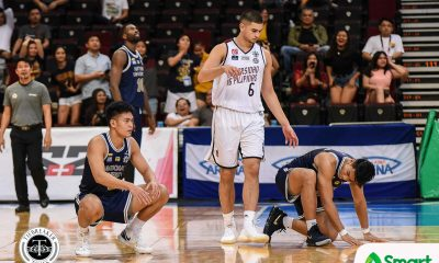 Tiebreaker Times Kobe Paras tells close pals Ildefonso bros to keep heads up high Basketball News UAAP UP  UP Men's Basketball UAAP Season 82 Men's Basketball UAAP Season 82 Shaun Ildefonso Kobe Paras Jamike Jarin Dave Ildefonso Bo Perasol