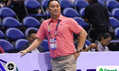 Tiebreaker Times Bong Tan, 53, passes away News  UE Men's Basketball Tanduay Rhum Masters Bong Tan Batangas City-Tanduay Athletics