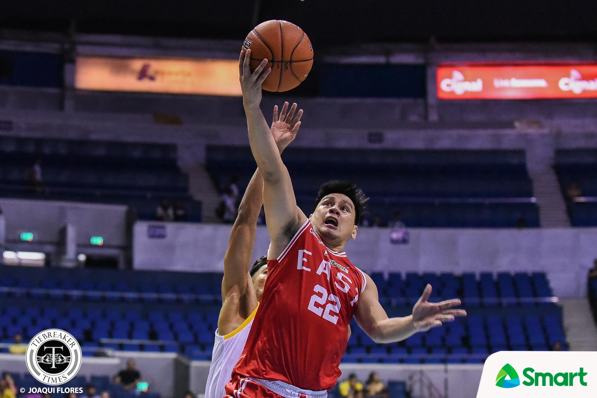 Tiebreaker Times Jed Mendoza shows old JRU form, but says UE got him for leadership Basketball News UAAP UE  UE Men's Basketball UAAP Season 82 Men's Basketball UAAP Season 82 Lawrence Chongson Jed Mendoza