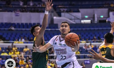Tiebreaker Times UP Fighting Maroons survive FEU rally for first win Basketball FEU News UAAP UP  UP Men's Basketball UAAP Season 82 Men's Basketball UAAP Season 82 Olsen Racela Javi Gomez de Liano FEU Men's Basketball Brandrey Bienes Bo Perasol