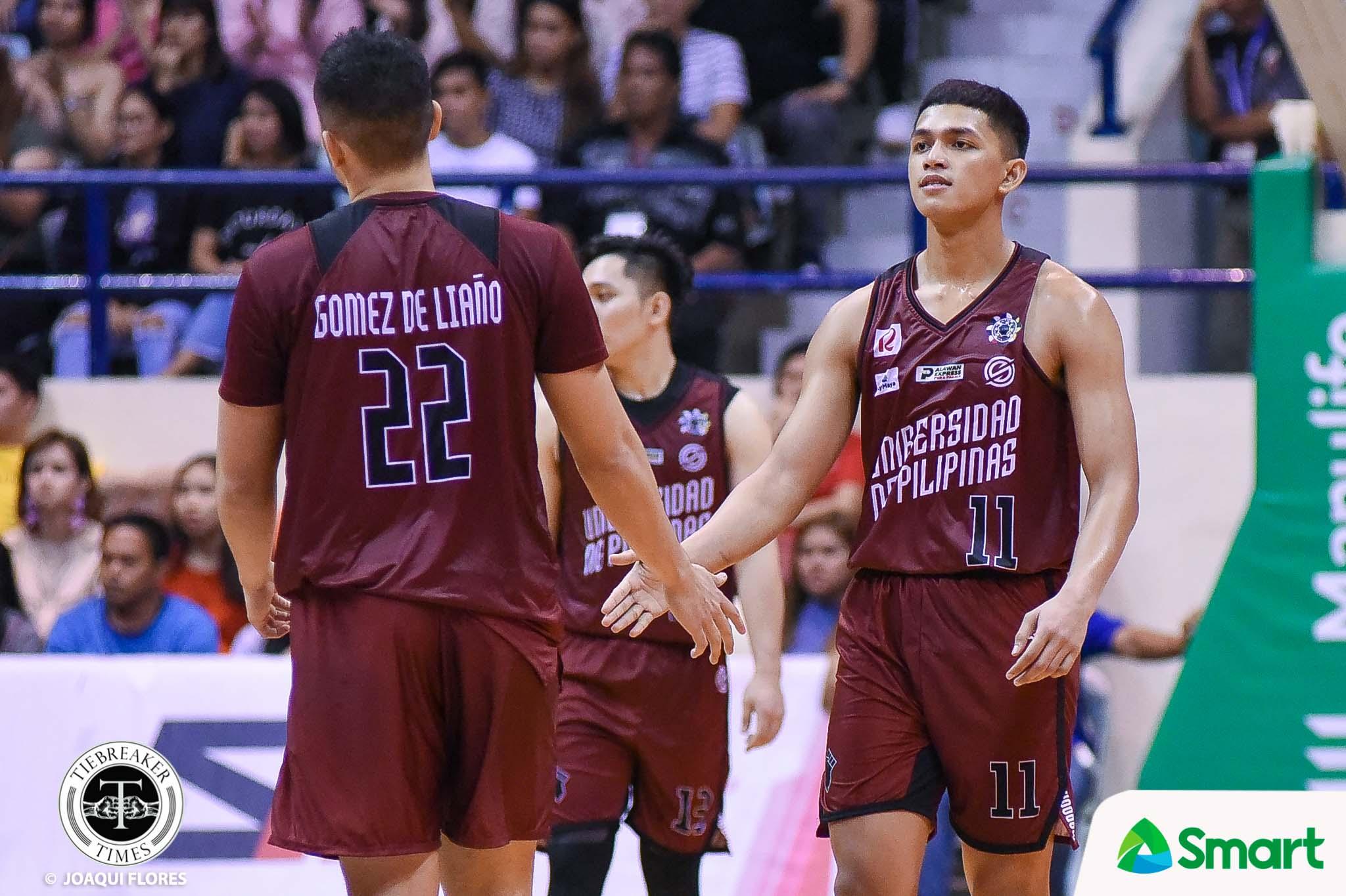 UAAP-82-Mens-Basketball-UP-vs.-UE-Tungcab-8935 Jaydee Tungcab applies for PBA Draft as B.League dream crushed by COVID-19 Basketball News PBA  - philippine sports news