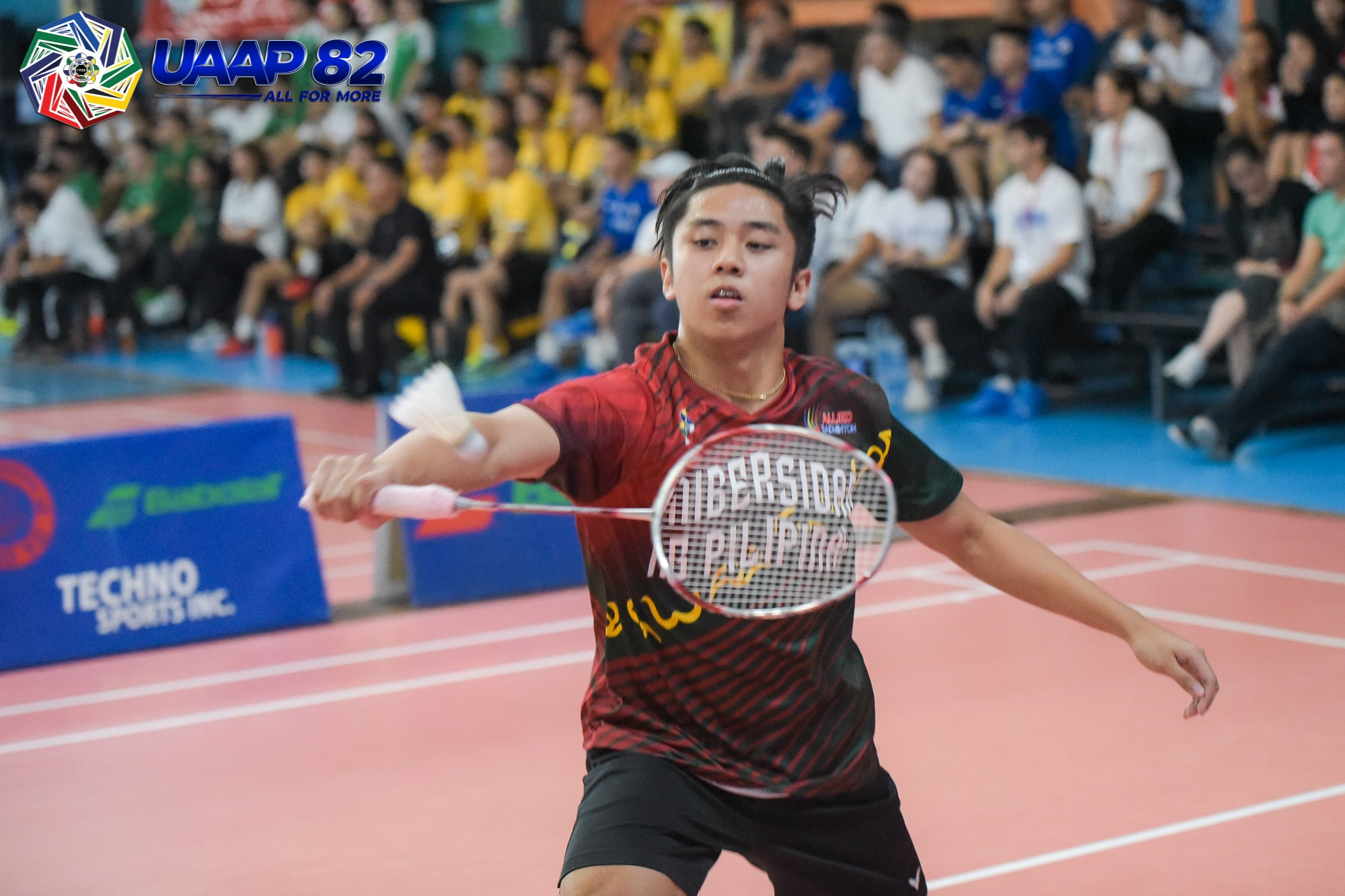 Tiebreaker Times JM Bernardo sparks UP rout of UE to open UAAP Men's Badminton campaign ADMU AdU Badminton DLSU News UAAP UE UP UST  Vinci Manuel UST Men's Badminton UP Men's Badminton UE Men's Badminton UAAP Season 82 Men's Badminton UAAP Season 82 Michael Clemente Kim Ga-an Keoni Asuncion JM Bernardo Jason Vanzuela Jan Mangubat Jacinto Maliwat Harvey Tungul Hanz Bernardo DLSU Men's Badminton Bryan Bernardo Ateneo Men's Badminton Andrew Pineda Adamson Men's Badminton