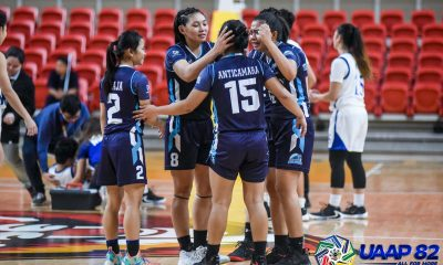 Tiebreaker Times Arayi-less Adamson staves off Ateneo to create logjam at second ADMU AdU Basketball News UAAP  Zoe Chu UAAP Season 82 Women's Basketball UAAP Season 82 Novie Ornopia Mar Prado Kat Quimpo Kat Araja Hazelle Yam Darren Torre Ateneo Women's Basketball Alyssa Villamor Adamson Women's Basketball