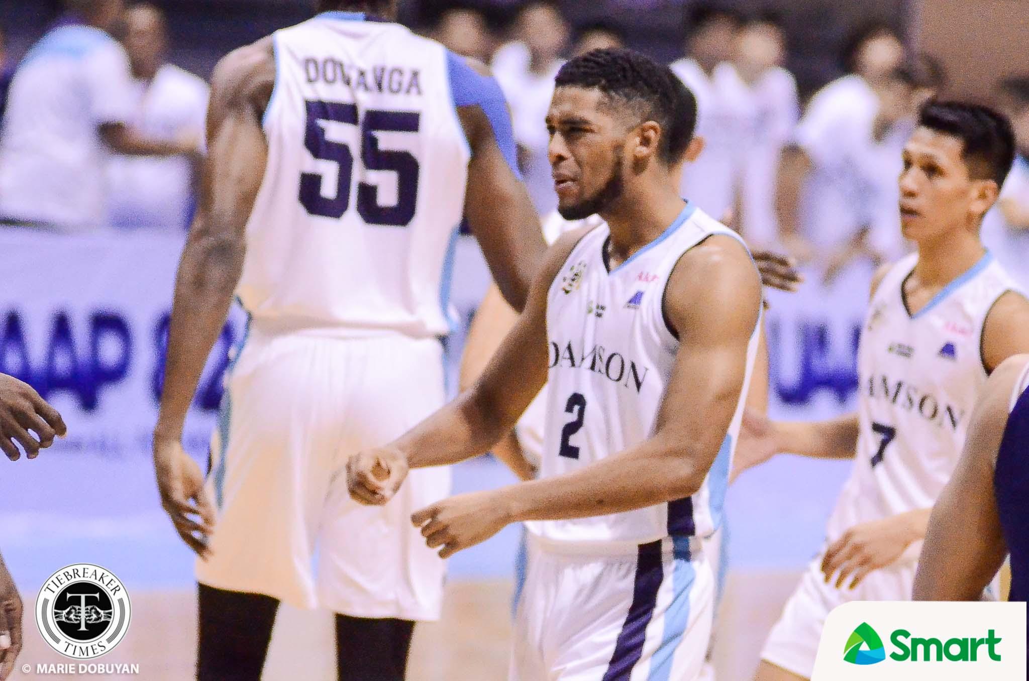 UAAP82-Mens-Basketball-ADU-vs-NU-Ahanmisi-2743 Jerrick Ahanmisi foregoes final year in Adamson, to enter 2021 PBA Draft AdU Basketball News UAAP  - philippine sports news