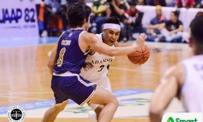 Tiebreaker Times Despite excellent start, Valandre Chauca still sees a lot to improve on AdU Basketball News UAAP  Valandre Chauca UAAP Season 82 Men's Basketball UAAP Season 82 Adamson Men's Basketball