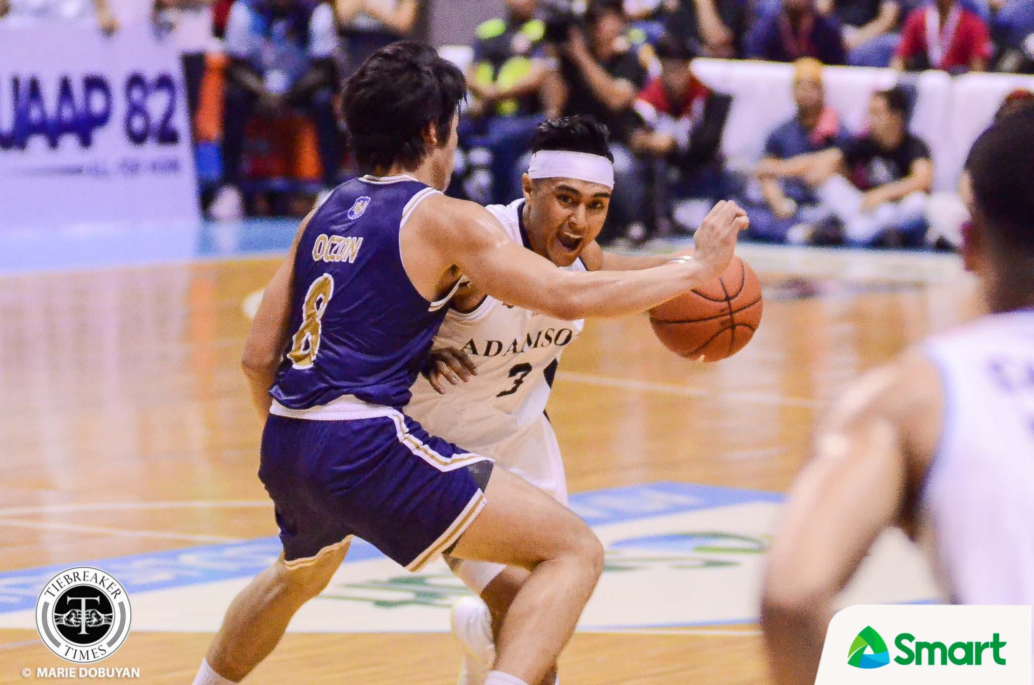 Tiebreaker Times Despite excellent start, Valandre Chauca still sees a lot to improve on AdU Basketball News UAAP  Valandre Chauca UAAP Season 82 Men's Basketball UAAP Season 82 Adamson Men's Basketball