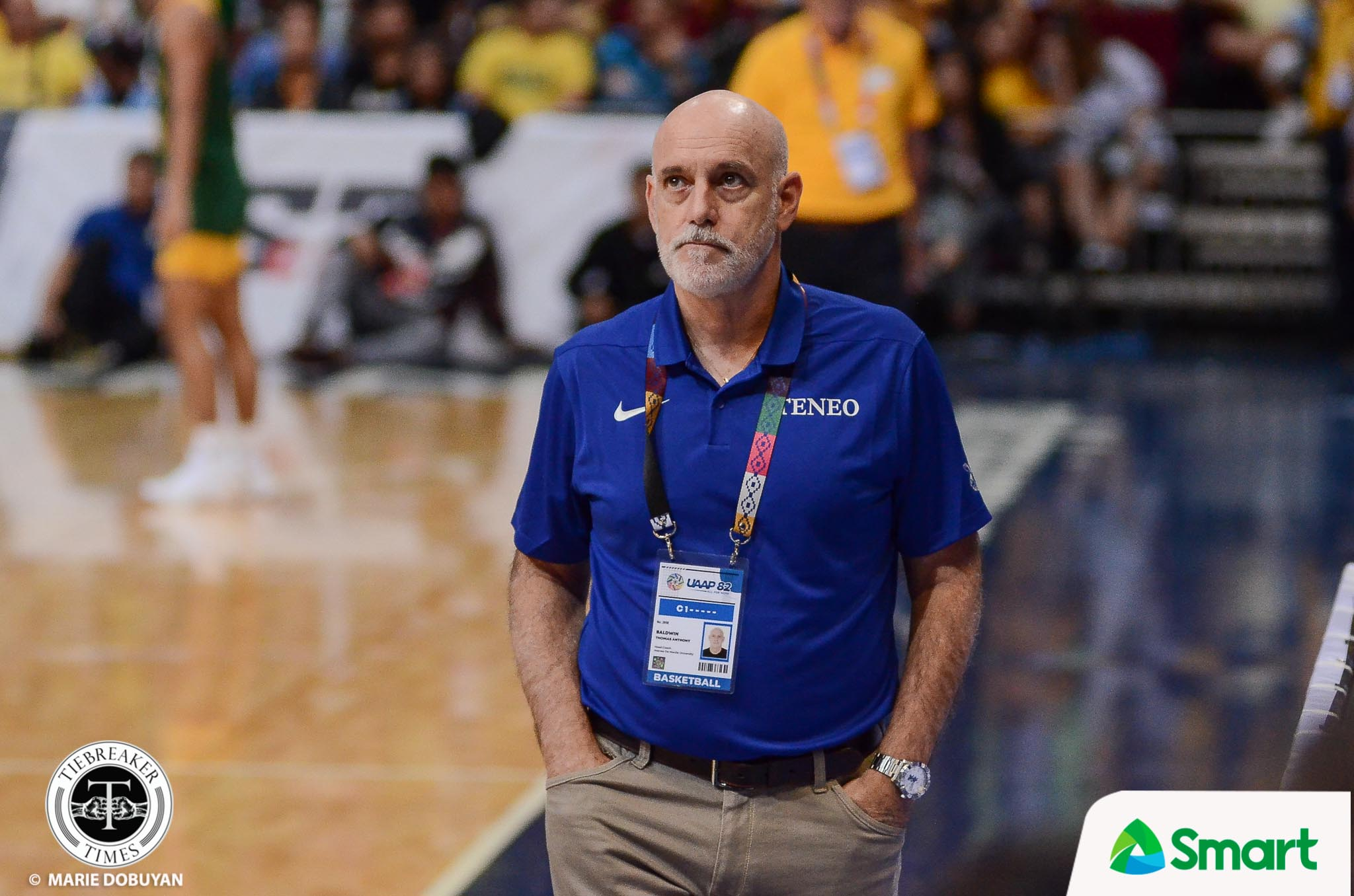 Tiebreaker Times Tab Baldwin declines offers from Ateneans to pay fine as money should go to COVID-19 drives Basketball News PBA  TNT Katropa Tab Baldwin PBA Season 45