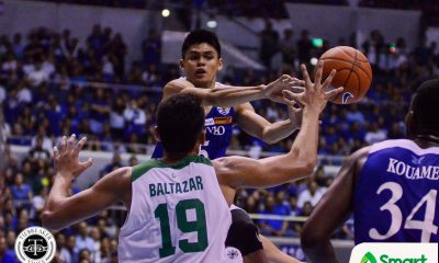 Tiebreaker Times Gian Mamuyac downplays fourth quarter exploits: 'Maganda lang siguro gising' ADMU Basketball News UAAP  UAAP Season 82 Men's Basketball UAAP Season 82 Mike Nieto Gian Mamuyac Ateneo Men's Basketball