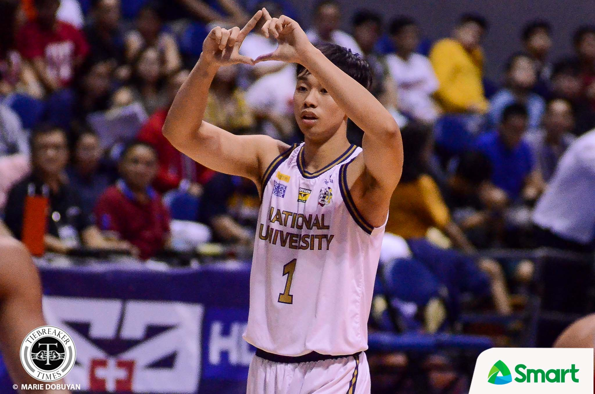 Tiebreaker Times Dave Ildefonso on Ateneo return: 'Not a lot of people will agree, but it's my life' ADMU Basketball News UAAP  UAAP Season 84 Men's bASKETBALL UAAP Season 84 Dave Ildefonso Ateneo Men's Basketball